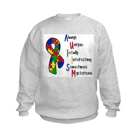Autism Awareness Kids Sweatshirt