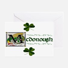McDonough Celtic Dragon Note Cards (Pk of 10)
