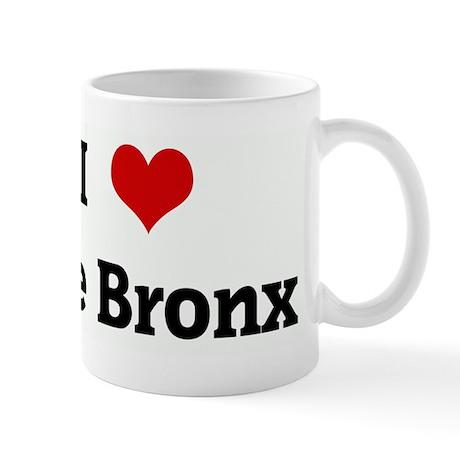 I Love The Bronx Mug