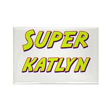 Super katlyn Rectangle Magnet