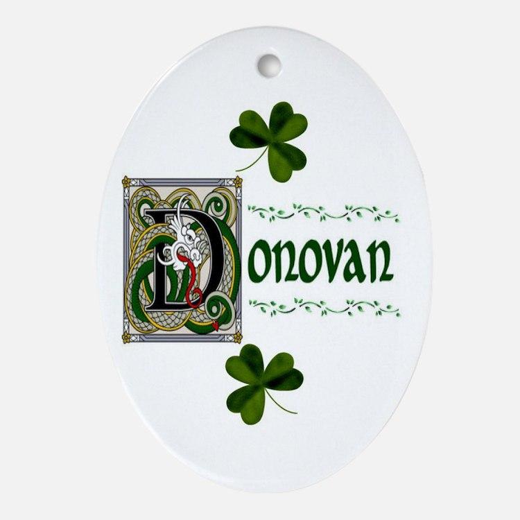 Donovan Celtic Dragon Keepsake Ornament