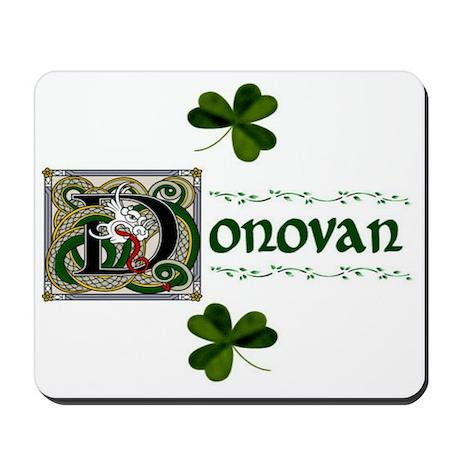 Donovan Celtic Dragon Mousepad