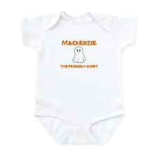 Mackenzie The Friendly Ghost Infant Bodysuit