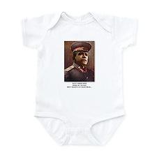 Communism Sucks! Infant Bodysuit