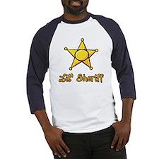 Lil Sheriff Baseball Jersey