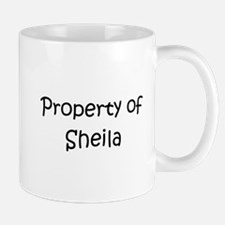 Cute Sheila Mug