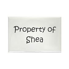 Funny Shea Rectangle Magnet