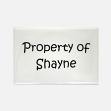 Cool Shayne Rectangle Magnet