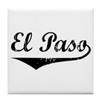 El Paso Tile Coaster