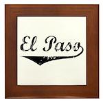 El Paso Framed Tile