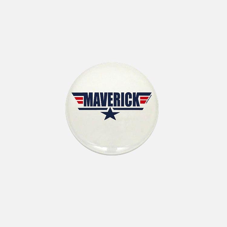 Maverick Mini Button