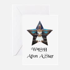 WISH APON A STAR Birthday Cards (Pk of 10)