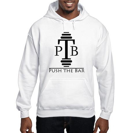 Push the Bar - Hooded Sweatshirt