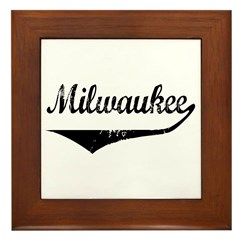 Milwaukee Framed Tile