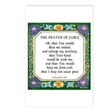 Prayer of jabez Postcards