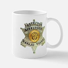Navajo Livestock Police Mug