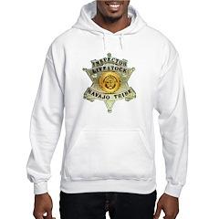 Navajo Livestock Police Hoodie