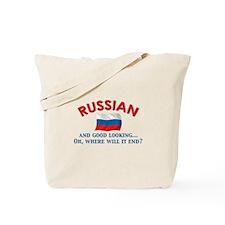 Good Lkg Russian 2 Tote Bag