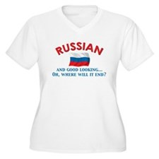 Good Lkg Russian 2 T-Shirt