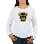 Penna. State Police Women's Long Sleeve T-Shirt