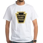 Penna. State Police White T-Shirt