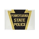 Penna. State Police Rectangle Magnet (100 pack)