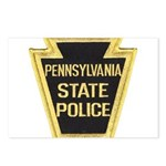 Penna. State Police Postcards (Package of 8)