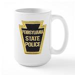 Penna. State Police Large Mug
