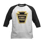 Penna. State Police Kids Baseball Jersey