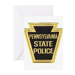 Penna. State Police Greeting Cards (Pk of 10)