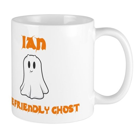 Ian The Friendly Ghost Mug