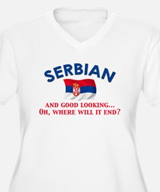 Good Lkg Serbian 2 T-Shirt