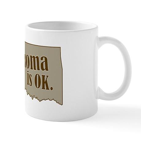 """""""Oklahoma"""" Mug"""