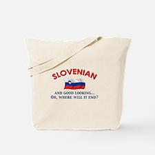 Good Lkg Slovenian 2 Tote Bag