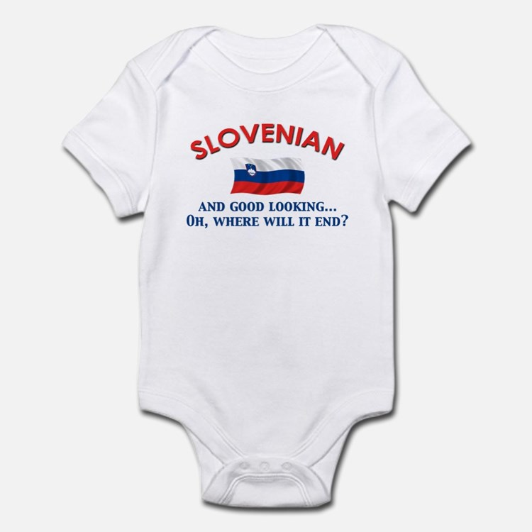 Good Lkg Slovenian 2 Infant Bodysuit