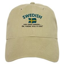 Good Lkg Swedish 2 Baseball Cap