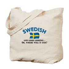 Good Lkg Swedish 2 Tote Bag