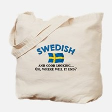 Good Lkg Swedish 2 Tote Bag