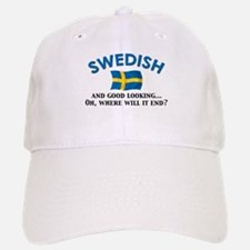 Good Lkg Swedish 2 Baseball Baseball Cap
