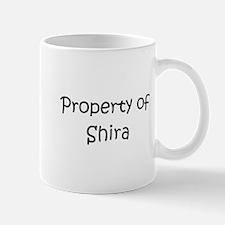 Unique Shira Mug
