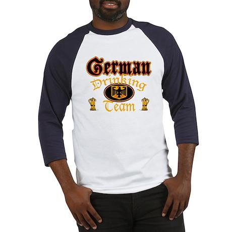 German Drinking Team Baseball Jersey