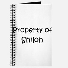 Cute Shilohs Journal