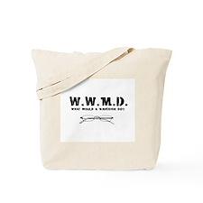 W.W.M.D. - What Would A Maver Tote Bag