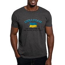 Good Lkg Ukrainian 2 T-Shirt