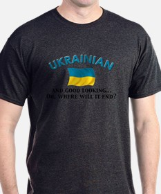 Good Lkg Ukrainian 2 T-Shirt