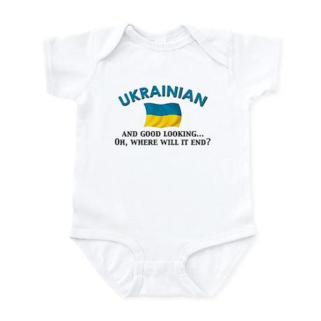 Good Lkg Ukrainian 2 Infant Bodysuit