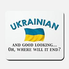 Good Lkg Ukrainian 2 Mousepad