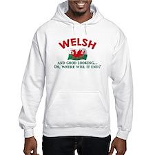 Good Lkg Welsh 2 Hoodie