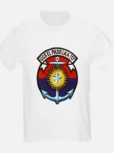 USS EL PASO Kids T-Shirt