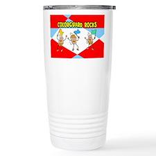 Colorguard Rocks Travel Mug